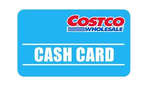 costco cash card balance initiatives