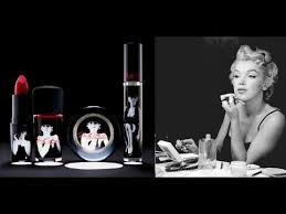 marilyn monroe makeup line from mac