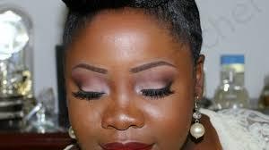 best darker skin makeup tutorial for