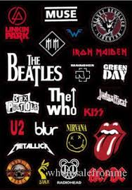 A4 Rock Music U2 Tongue Kiss Muse Hepburn Blur Ac Dc Who Car Doodle Sticker Luggage Suitcase Bike Laptop Skateboard Guitar Decal Canada 2020 From Wholesalefromme Cad 0 05 Dhgate Canada