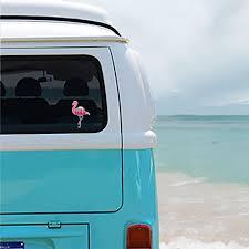Flamingo Personalized Window Decal Or Bumper Sticker Vinyl Car Decal Yeti Tumbler Decal Wall Decal Laptop Decal Peel And Stick Vinyl Decals