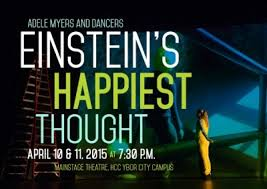 Adele Myers and Dancers - Einstein's Happiest Thought presented by HCC  Visual and Performing Arts   ArtsTampaBay.com