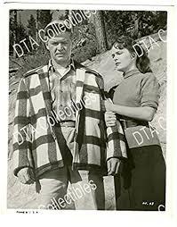 MOVIE PHOTO: ALASKA PASSAGE 8X10 STILL-BILL WILLIAMS-PLAID SHIRT-NAURA  HAYDEN-ADVENTURE VG/FN at Amazon's Entertainment Collectibles Store
