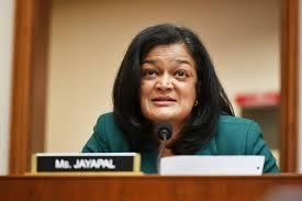 This week, Rep. Pramila Jayapal became our eviscerator in chief.