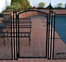 Self Closing Self Latching Pool Gate Life Saver Pool Fence Systems