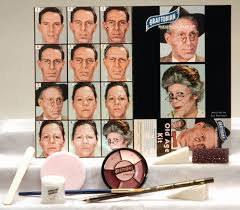 old age makeup kit theatrical