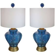 glass lamps american table lamps
