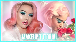 chained to the rhythm makeup tutorial