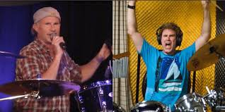 "Chad Smith Storms Offstage 'Step Brothers'-Style When Heckler Yells ""Will  Ferrell!"" At Show [Watch]"