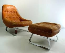 leather chair ottoman set aquaru info