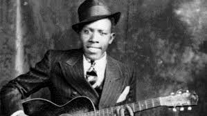 Robert Johnson sold his soul to the devil in Rosedale, Mississippi ...