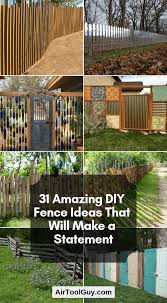 31 Amazing Diy Fence Ideas That Will Make A Statement Miranda Made