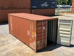 storage conner shipping cargo conex