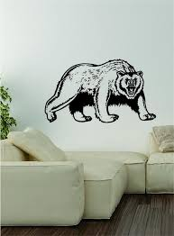 Bear V2 Wall Decal Sticker Vinyl Art Home Decor Decoration Wild Animal Boop Decals
