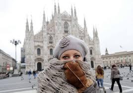 METEO:Freddo e neve in arrivo a Milano questa settimana