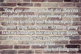 raditya dika quote daily quotes
