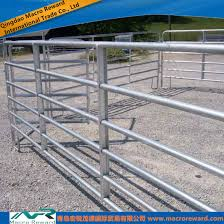 China Steel Cattle Panel Steel Cattle Fence For Farm China Panel Steel Panel