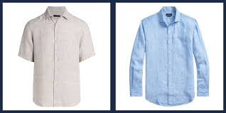 9 best men s linen shirts 2020 summer