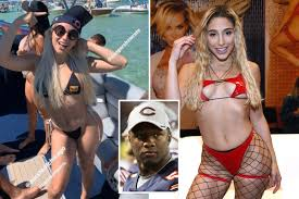 Pornhub star Abella Danger parties on boat with Roquan Smith on before NFL  star deletes post as he sparks dating rumours