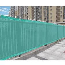 Green 4 X50 Privacy Screen Fence Construction Residential Fence Construction Fence Screening Fence Fabric