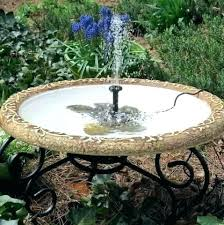 outdoor water fountain budsandedibles co