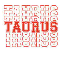 Taurus Bull Zodiac Astrology Horoscope Sign Car Window Vinyl Decal Sticker 08057 Ebay