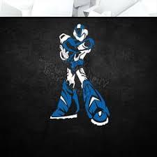 Mega Man X Vinyl Decal Sticker