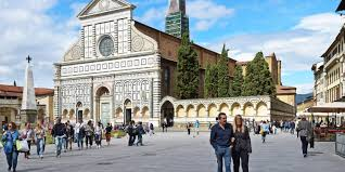 The Church of Santa Maria Novella – The meeting point – Free Walking Tour  Florence