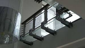 25 glass floor and ceiling designs