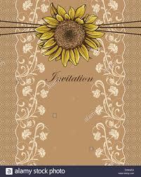 Tarjeta De Invitacion Vintage Retro Elegante Adornados Con Diseno