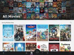 New Movies Anywhere app streams Disney's world - CNET