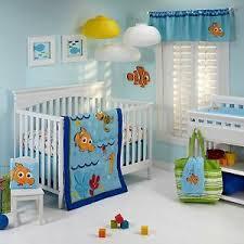 5 pc crib bedding set by disney baby
