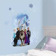 Roommates 5 In X 19 In Disney Moana 10 Piece Peel And Stick Giant Wall Decals Rmk3383gm The Home Depot