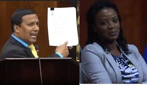 Joseph presents 'proof' of SLP gov't $3M investigation, speaks about  attacks against his wife – My Vue News
