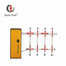 Vehicle Remote Control Straight Folding Fence Arm Barrier Gate Entrance Exit Management System Buy Barrier Gate Parking Barrier Parking Lot System Product On Alibaba Com