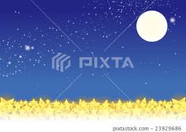 starry sky star