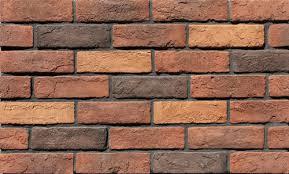 features wall brick look brick wall