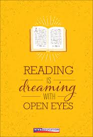 viva books quotes reading is dreaming open eyes