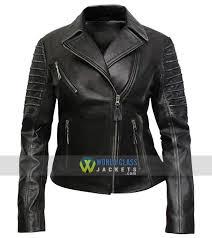 cafe racer cowhide leather jacket