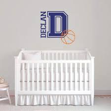 Basketball Wall Decals Db382 Designedbeginnings