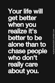 quotes about never care quotes