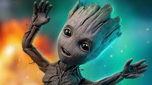 hd wallpaper baby groot hd 4k