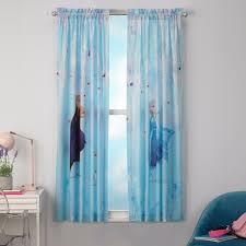 Disney Frozen 2 Kids Bedroom Curtain Panel Set Set Of 2 63 Inch L Walmart Com Walmart Com
