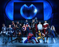 marvel universe live superhero ics