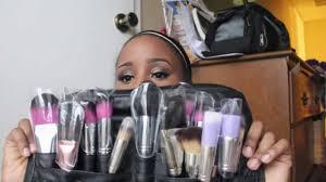 sedona lace makeup artist brush belt