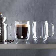 soro plus double wall coffee mug
