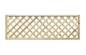 Heavy Duty Lattice Trellis Panel Cocklestorm Fencing