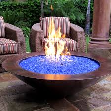 what is fire glass and how does it work