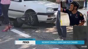 Grave incidente in handbike per Alex Zanardi. Operato, ora lotta ...
