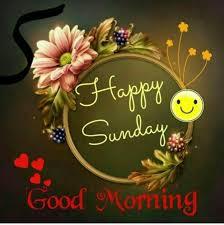 good morning happy sunday images free